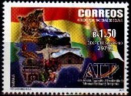 Bolivia 2014 ** CEFIBOL 2235 DS29799. Autoridad De Regulacion Y Fiscalizacion De Telecomunicaciones Y Transportes. See D - Bolivia