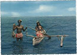 Tahiti - Retour De Pêche - Tahiti