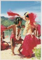 Tamure Dance - Tahiti