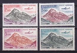 Poste Aérienne N° 5 à 8 Neuf ** - - Poste Aérienne
