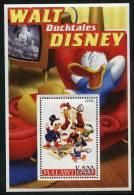 DISNEY,MOVIE,STORY,CLASSIC On SOUVENIR STAMP SHEET,Mint, MNH - Disney