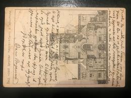 Tarnopol Proekt 1908 Widok Cerkwi Cegielka Na Budowe - Ukraine