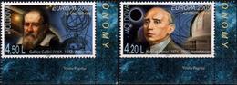 "Moldova 2009 ""Europa. Astronomy"" 2v Quality:100% - Moldova"