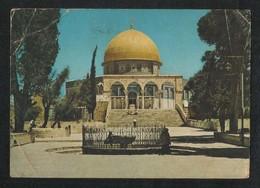 Palestine Picture Postcard  Al Aksa Mosque Masjid Aqsa  View Card - Palestine