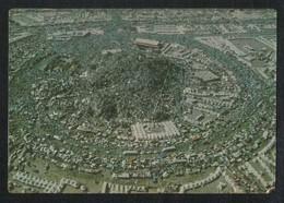 Saudi Arabia Picture Postcard Aerial View Arafat & Jebel Al Rahma Islamic View Card - Saudi Arabia