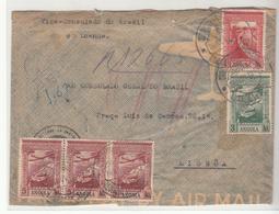 Angola / Airmail / Portugal - Angola