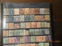 Lot De Timbres Du Sud Australien Et De La Region Ouest - Stamps
