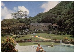 (741) Rhodesia (now Zimbabwe) - Hotel Pool (posted To Sydney - Australia) Under Paid And Taxed - Zimbabwe