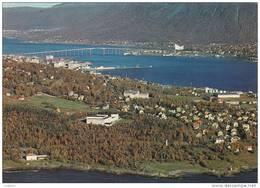 Tromso - Museum And Sea Aquarium - Aerial View - Norway ( 2 Scans ) - Norwegen