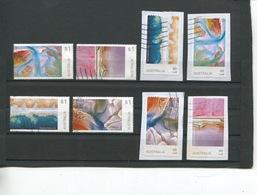 (stamp 15-11-2018 - X100) Australia - Used Stamps 2018 - Sky (2 X 4) - 2010-... Elizabeth II