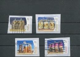(stamp 15-11-2018 - X100) Australia - Used Stamps 2018 - Silos (2 X 4) - 2010-... Elizabeth II