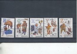 (stamp 15-11-2018 - X100) Australia - Used Stamps - Letters (5) E - O - X - Y - Z - 2010-... Elizabeth II