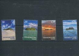 (stamp 15-11-2018 - X100) Australia - Cocos (keeling) Islands  - Beaches Etc (4) - Cocos (Keeling) Islands