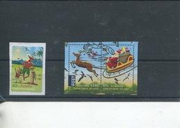 (stamp 15-11-2018 - X100) Australia - Cocos (keeling) Islands  - Christmas (3) - Cocos (Keeling) Islands