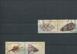 (stamp 15-11-2018 - X100) Australia - Cocos (keeling) Islands  - Shells (4 In Pairs) - Cocos (Keeling) Islands