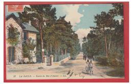 FRANCE -- LOIRE ATLANTIQUE -- LA BAULE --ENTREE DU BOIS D'AMOUR -- CP 1914-- - La Baule-Escoublac