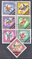 MONGOLIA   781-87     (o)    HORSEBACK   SPORTS - Mongolia