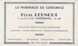 La Pharmacie De Confiance Félix Lernout 3, Rue De La Clef Hazebrouck - Produits Pharmaceutiques