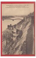 FRANCE --RHÔNE -- LYON -- CATASTROPHE DE LYON-ST CLAIR -- 1932-- - Lyon