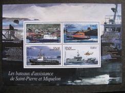 Saint Pierre Et Miquelon: TB BF  N°17, Neuf XX. - Blocchi & Foglietti