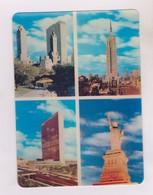 CPM GEANTE (avec Effet De Relief En Remuant) NEW YORK MULTIVUES - Multi-vues, Vues Panoramiques