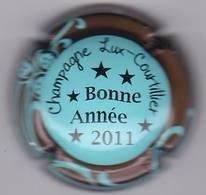CHAMPAGNE LUC COURTILLER BONNE ANNEE 2011 - Non Classés