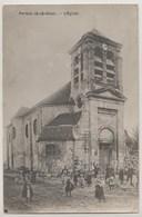 CPA PHOTO 95 PERSAN L' Eglise - Persan