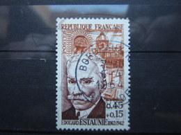 """VEND BEAU TIMBRE DE FRANCE N° 1349 , CACHET """" BORDEAUX """" !!! - Used Stamps"""