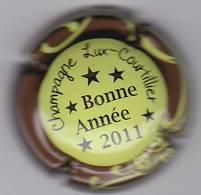 CHAMPAGNE LUC COURTILLER BONNE ANNEE 2011 - Champagne