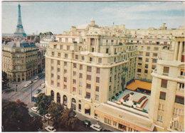 75. Gf. PARIS. Hôtel George V - Cafés, Hôtels, Restaurants