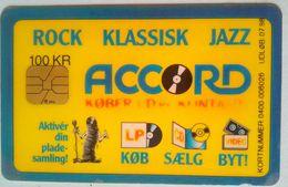 DANMONT Accord 100 Kr - Denmark