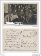 3835 AK/PC/CARTE PHOTO/N°557/GROUPE OFFICIERS ALLEMAND A IDENTIFIER - Cartoline
