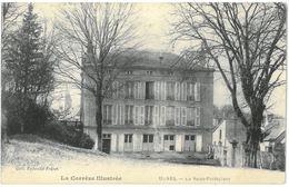 CPA USSEL - La Sous Préfecture - La Corrèze Illustrée - Coll. Eyboulet Frères - Ussel