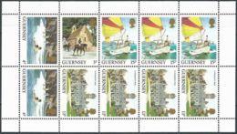 GUERNSEY 1987 Mi-Nr. HBL 26 ** MNH - Guernsey