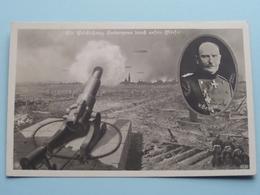 Die Beschiessung ANTWERPENS Durch Unsere Mörser ( NBC ) 191? ( Zie Foto's ) ! - Guerre 1914-18