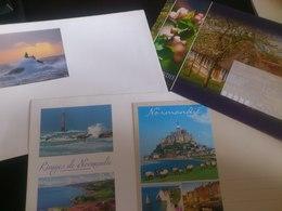 Lot De 5 Enveloppes De Normandie - Autres Collections
