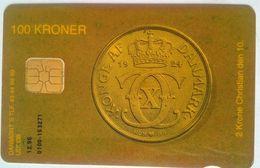 DANMONT Coin 100 Kroner - Denmark