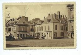 Givet Place Carnot Et Café De La Place - Givet