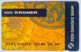 DANMONT Danske Bank 100 Kr - Denmark