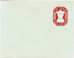 CTN54A - INDE ENVELOPPE NEUVE - Briefe
