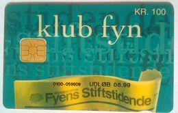 DANMONT Klub Fyn  100 Kr - Denmark