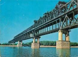 D1383 Giurgiu Bridge - Roumanie