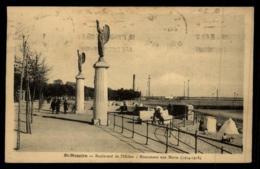 44 - Saint-Nazaire - Boulevard De L'océan Monument Aux Morts 14-18 #07673 - Saint Nazaire