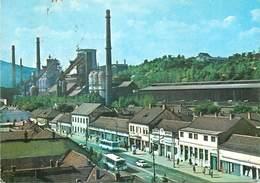 D1383 Resita Peisaj Industrial - Romania