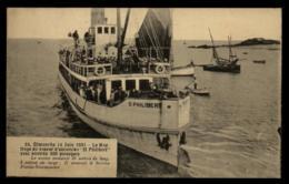 44 - Nantes Catastrophe Du Saint Philibert Naufrage 14 Juin 1931 #05184 - Nantes