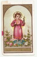 SANTINO S.C. GESU' BAMBINO  (75) - Devotion Images