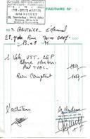 Facture 1/2 Format 1991 / 70 GRAY / NIQUET André / Cycles, Motos, Armes - France