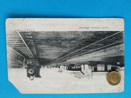 Mohoroni, Uganda Railway, Bahnhof, Zug, Kenia, 1910 - Kenya