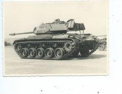 Tank Char Blindé - Materiale