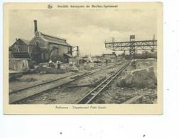 ANTHISNES : S.A. Merbes-Sprimont - Département Petit Granit - Anthisnes